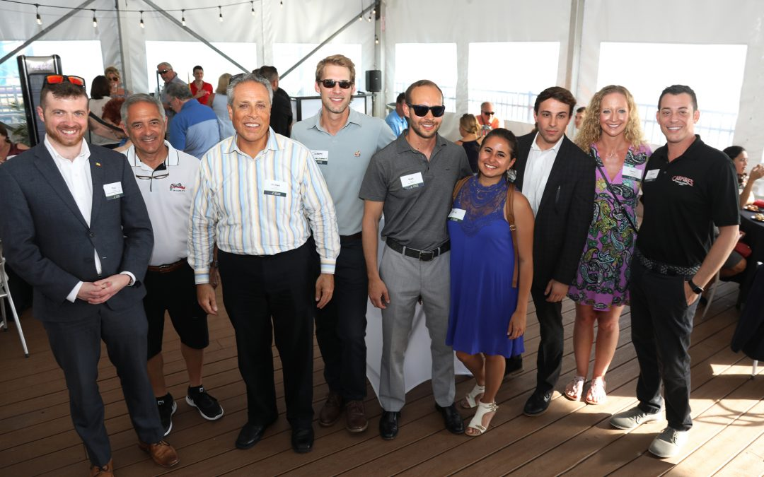 Greater Atlantic City Chamber and JAYCEES Summer Kickoff Mixer at The Steel Pier