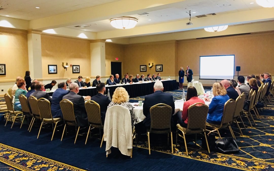 Opportunity New Jersey leaders give presentation to Greater Atlantic City Chamber Board of Directors