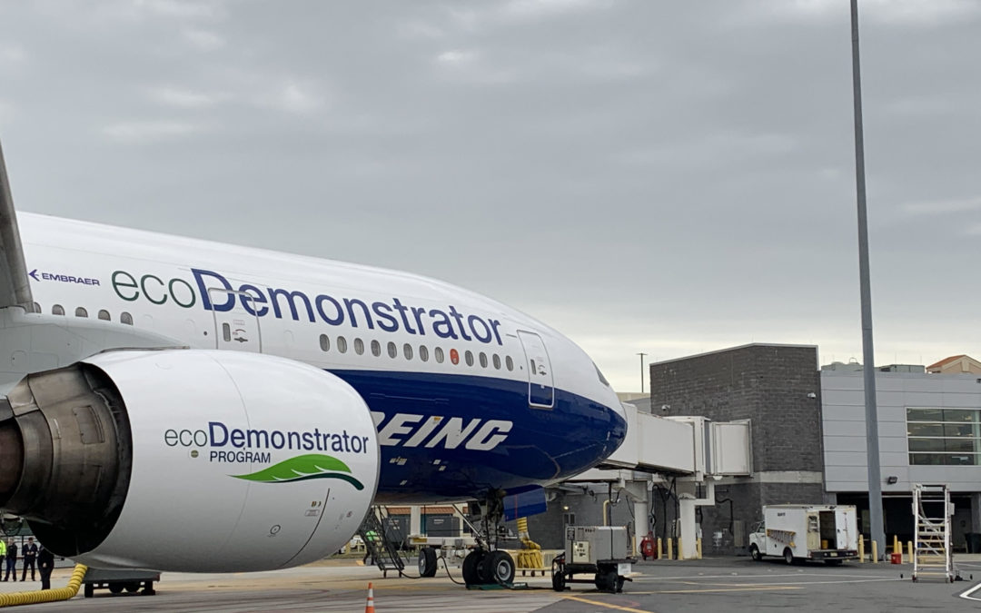The Greater Atlantic City Chamber welcomes Boeing's ecoDemonstrator