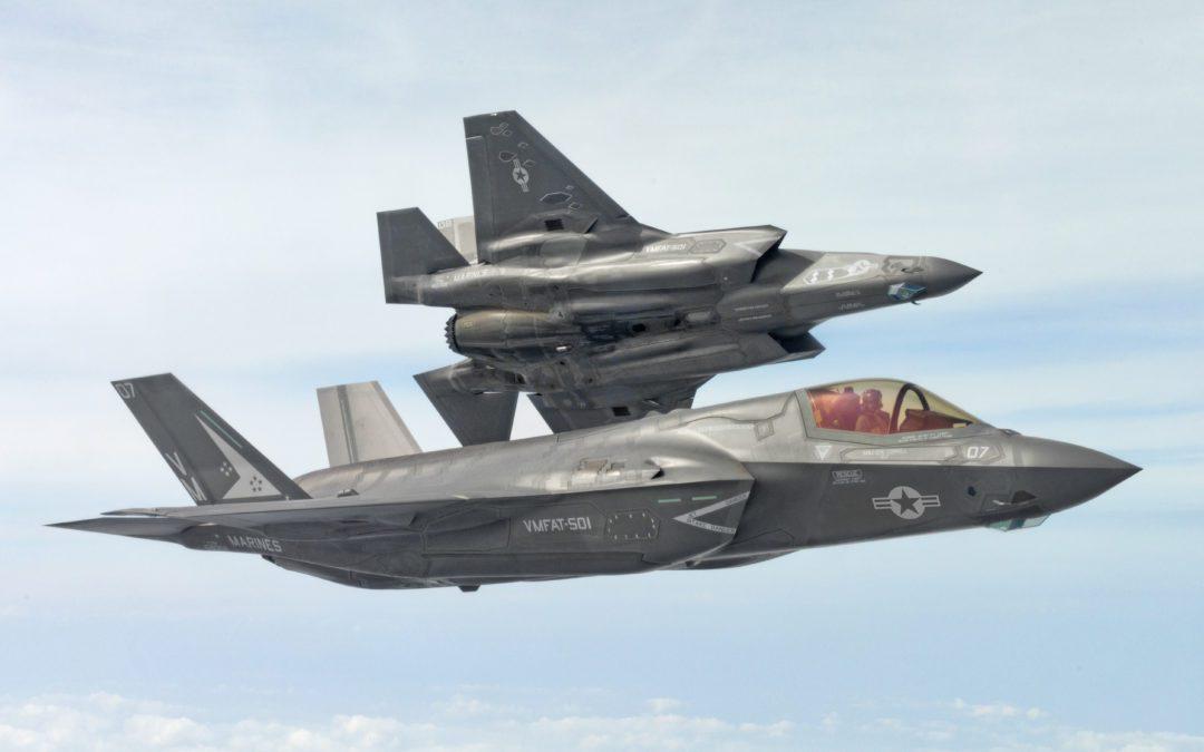U.S. Air Force: F-35 is the 'Cornerstone,' 'Core' Airplane
