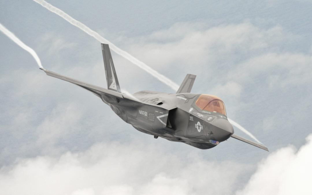 Bill Supporting NJ's Candidacy for Federal Award of F-35 Jets at Atlantic City Air Base Unanimously Passes Full Assembly