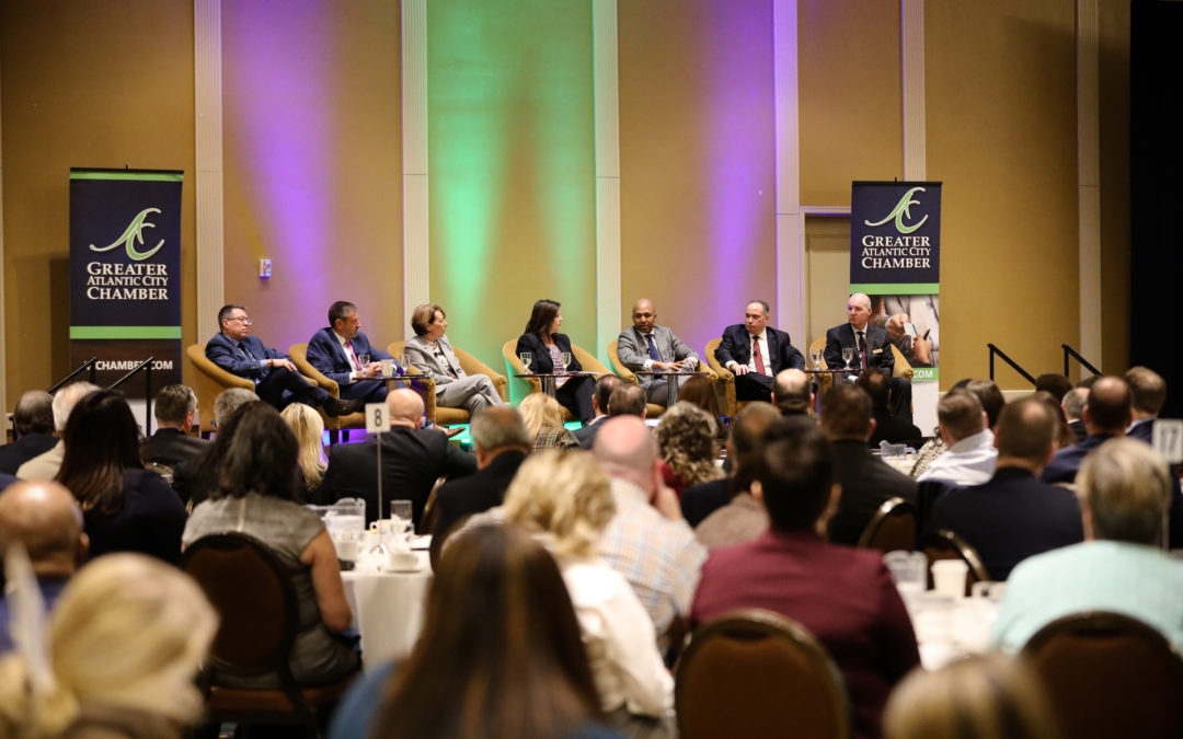 Casino Executives Discuss Opportunities and Challenges at Greater Atlantic City Chamber Event