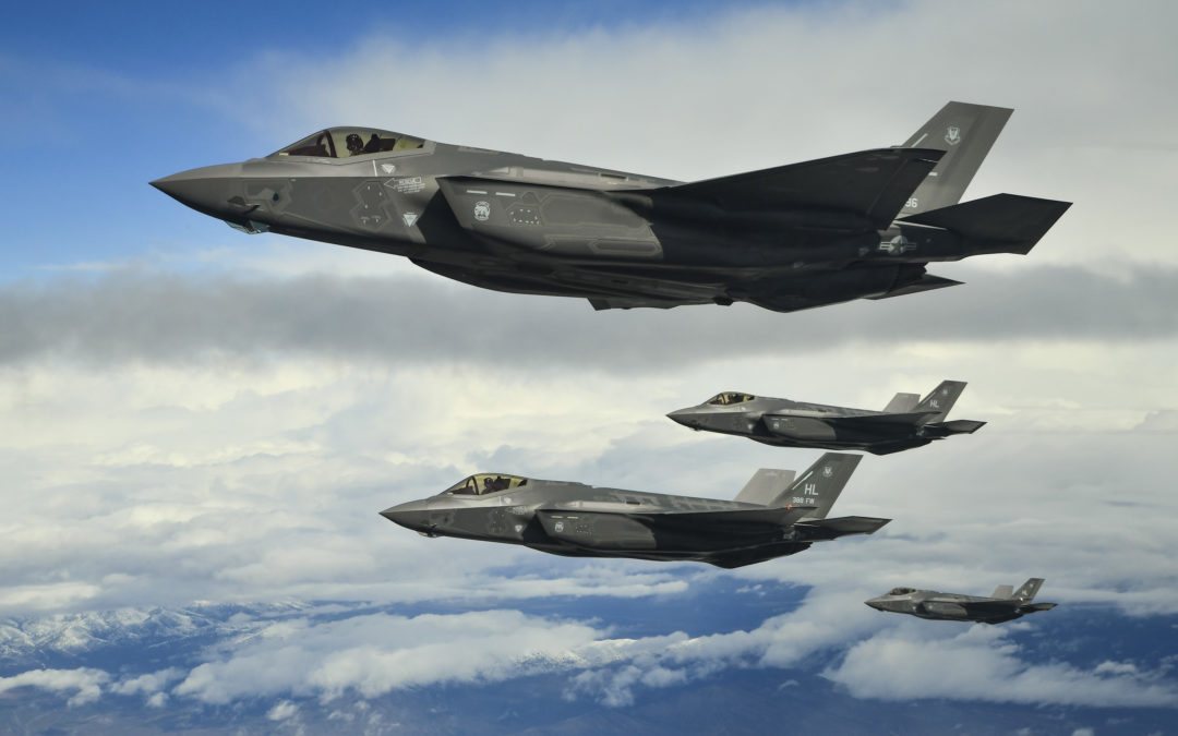 Welcome the F-35s and they may come, Rep. Norcross says
