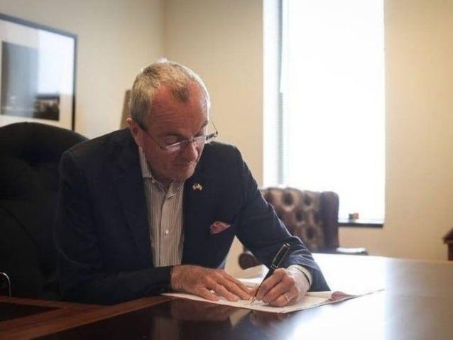 Governor Murphy Signs Historic Economic Recovery Legislation