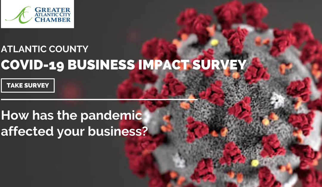 ATLANTIC COUNTY BUSINESSES ENCOURAGED TO PARTICIPATE IN SECOND COVID-19 ECONOMIC IMPACT SURVEY