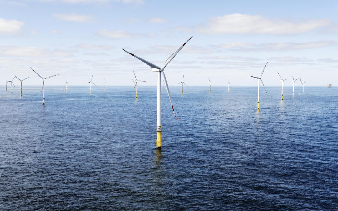 BOEM issues Notice of Intent to prepare an Environmental Impact Statement for Ocean Wind