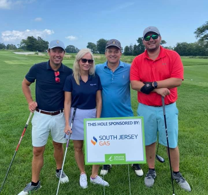 Greater Atlantic City Chamber Golf Classic Event Recap